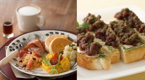 【キハチ カフェ】名鉄百貨店本店限定!6種類の前菜にドリンクがついたスペシャルプレートを新発売