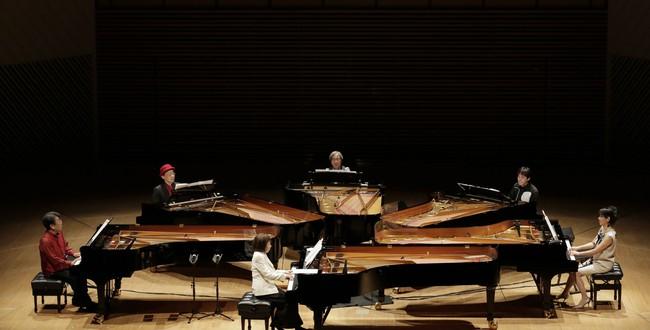 日本のトップピアニスト6人が集結!ここでしか聴けない、豪華でレアなコンサートをWOWOWで放送!