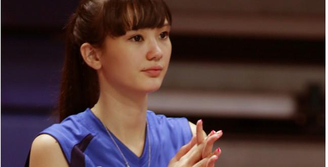 世界中で大人気の「美しすぎるバレーボール選手」が日本初来日!