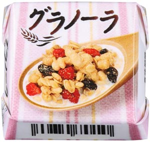 新商品「チロルチョコ〈グラノーラ〉」を発売